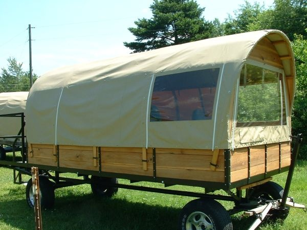 45 best images about covered wagon on pinterest - The mobile shepherds wagon ...