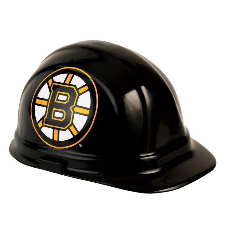 Boston Bruins Wincraft Team Licensed Construction Hard Hat Boston Bruins Funny Boston Bruins Wincraft