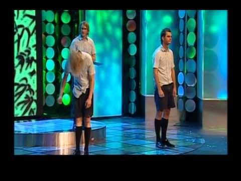 Raske Menn - Verdenshistorien på 5 min [HD]