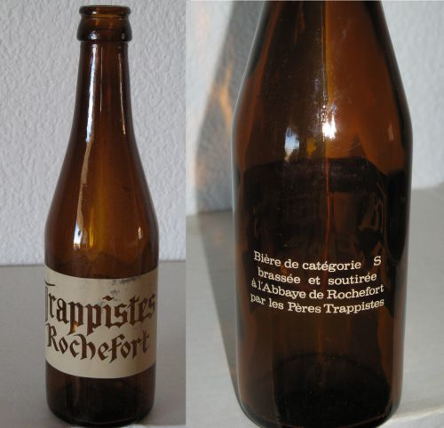 TRAPPISTES - BOUTEILLES SERIGRAPHIEES