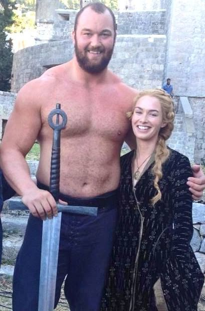 On Game of Thrones he'...
