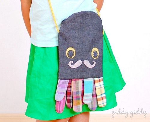 Handmade Pouches by Giddy Giddy
