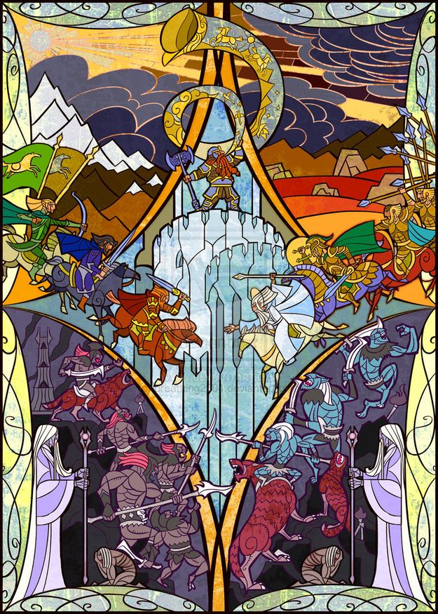 """Sounding The Horn Of King's Helm 
