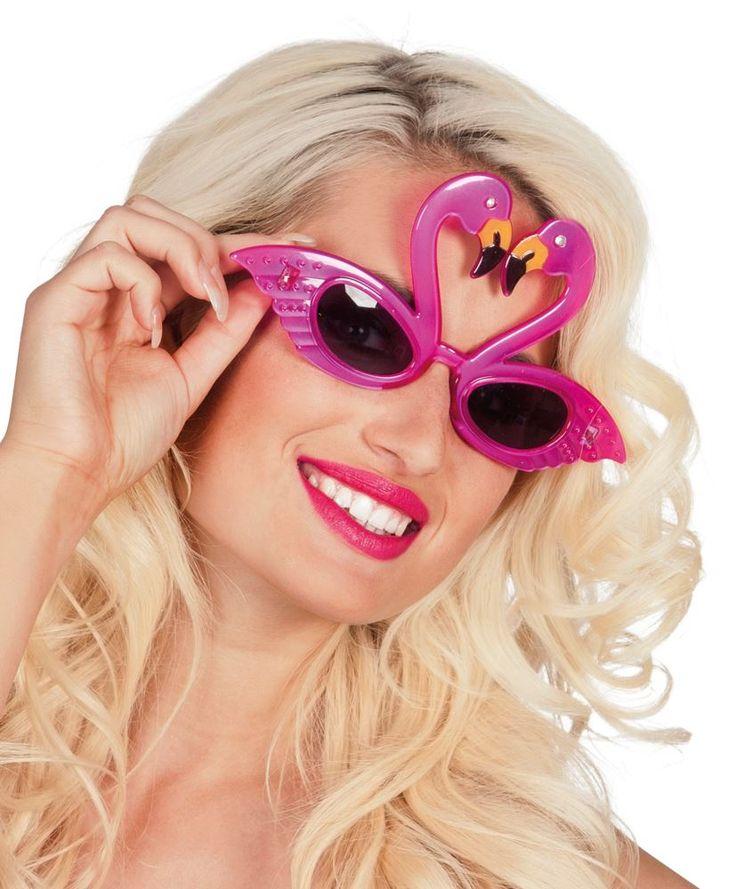 Ver detalles de Gafas flamenco rosa
