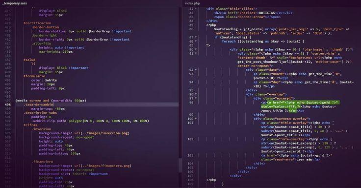 Nuevo tema wordpress #html5 #css #sass #javascript #php #wordpress