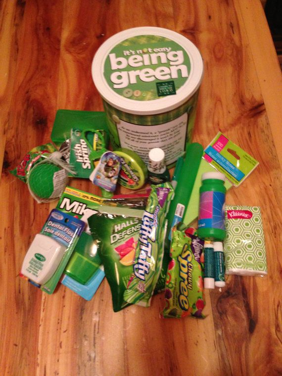 Greenie Missionary Care Package by Momscarepkg on Etsy, $19.99