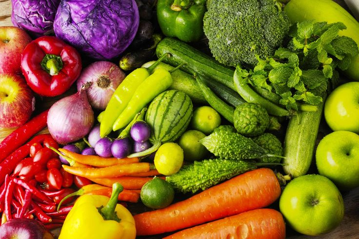 At the Farmers Market jigsaw puzzle in Fruits & Veggies puzzles on TheJigsawPuzzles.com