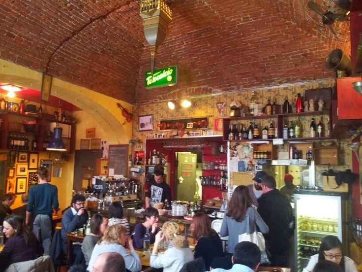 Andare a #mangiare in #piola! #vino #antipasti e allegria! #ristorante #tipico #Turin #food #local