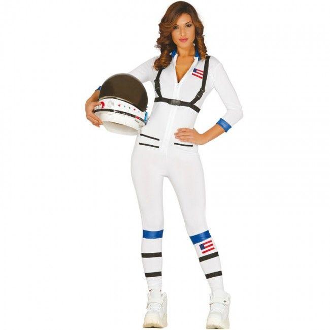 Disfraz Astronauta Americana mujer #disfraces #carnaval #novedades2017
