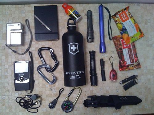 A fantastic guide for our ghost hunters who join us on our investigations while not all of these are needed we will provide equipment drinks, torches and snacks are very much required also make sure your phone is charged and primed. Spare batteries for your torch are a good idea too....you'll kick yourself if you miss something because your torch goes dead :)