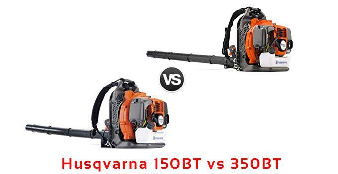 Husqvarna 150bt Vs 350bt Which Is The Best In 2020 Husqvarna Fuel Efficient Storage Spaces