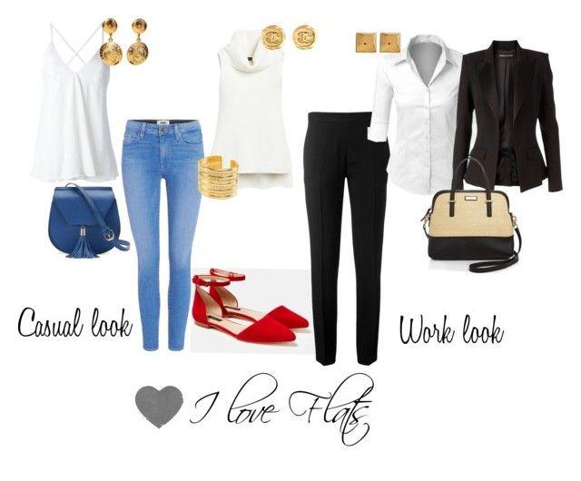 In diesem Post gebe ich dir ein paar Ideen, wie du flache Schuhe und Valerinas sowohl in formalen als auch in informalen Gelegenheiten kombinieren kannst...