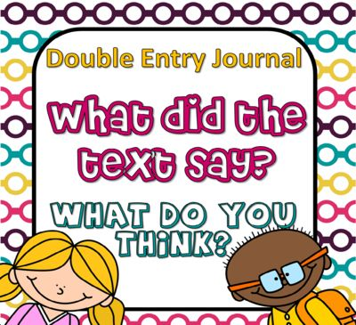 Double Entry Journal - CLOSE Reading Strategy - Track Your Thinking - Any Novel ... from The Ant and the Grasshopper on TeachersNotebook.com