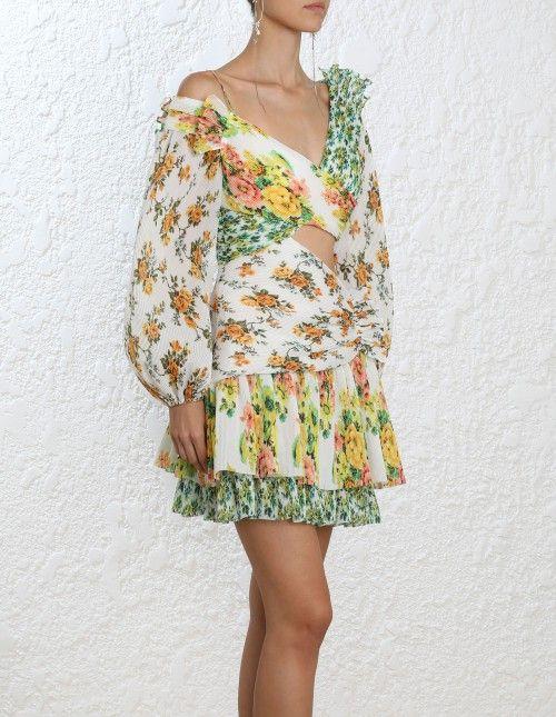 Golden Surfer Dress New Arrivals Designer Dresses Online Dresses Shop Designer Dresses