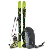 Backcountry gear from Evo. They're local.