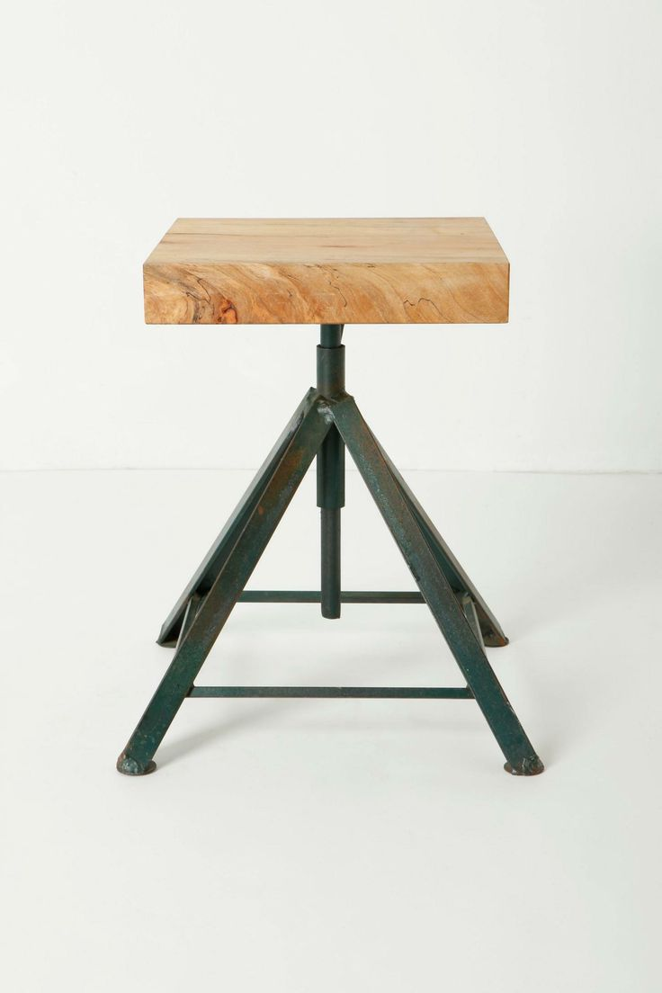 Scp lee kirkbride calvo side table walnut at amara - Sculptor S Stand