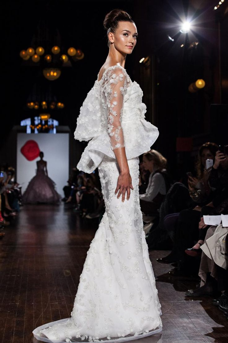 Unique Project Runway Bridal Gowns Burnett us Boards Daily Wedding Inspiration