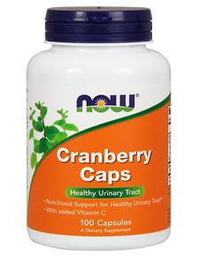 NOW- Cranberry Concentrate 100 caps