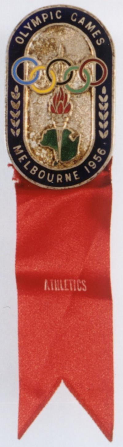 Melbourne 56 Olympic Pin