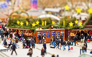Passengers miss out on visiting Christmas markets