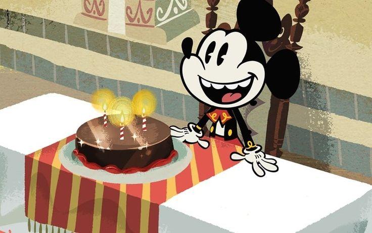 Ternyata Hari Ini Mickey Mouse Ulang Tahun - http://www.rancahpost.co.id/20151144967/ternyata-hari-ini-mickey-mouse-ulang-tahun/