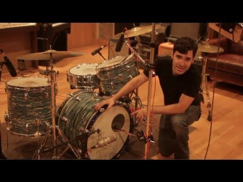Mic placement on a drum kit part 1