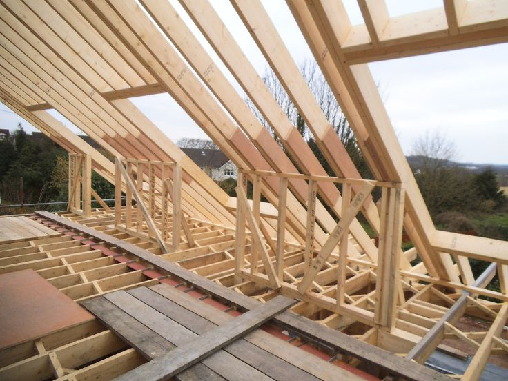 Dormer Roof Construction French House Restoration