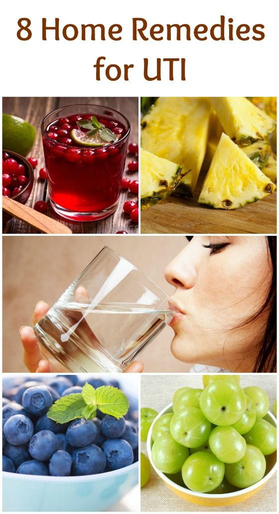 Natural remedies for Urinary-tract-infection