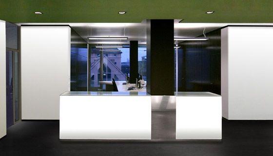 Plan2Plus-matrix technology AG Headquater Munich