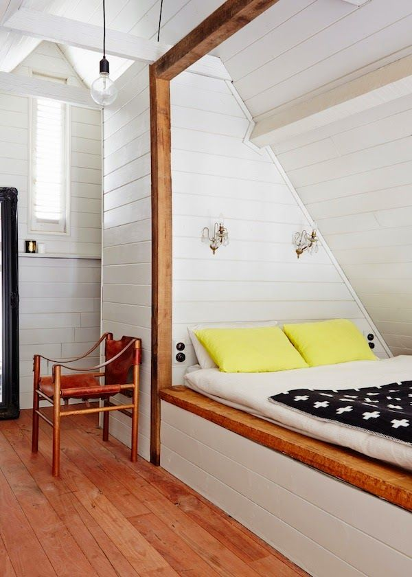 of paper and things: dwell | weatherboard church conversion