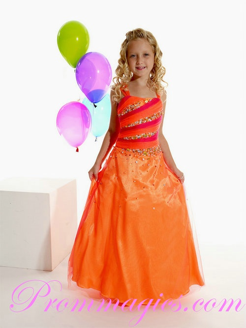 1000  images about Little girl prom dresses on Pinterest - Girls ...