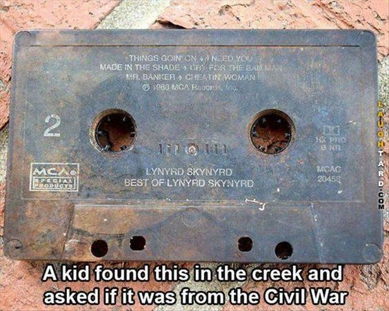 A kid found this in the creek http://ibeebz.com