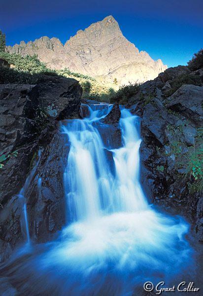 South Colony Creek in the Sangre de Cristo Mountains