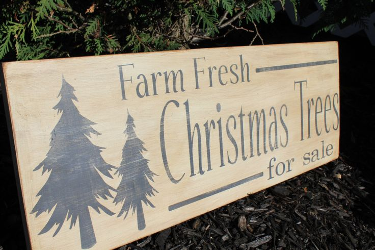 Christmas Sign. Christmas Trees for Sale Sign. Christmas Decor. Merry Christmas. Christmas Gift by EmbellishedLiving on Etsy https://www.etsy.com/listing/255429921/christmas-sign-christmas-trees-for-sale