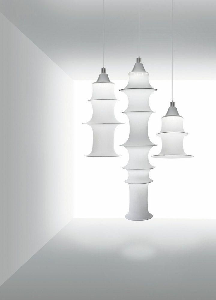 Falkland Hanging Lamp, 1964, by Bruno Munari