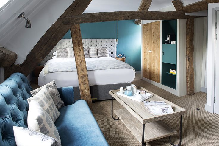 Boutique Hotel in the Cotswolds: The Old Stocks Inn, Stow-