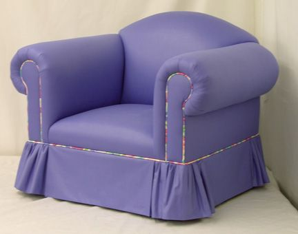 kids upholstered furniture   Petite Amie Club Kid Upholstered Chair