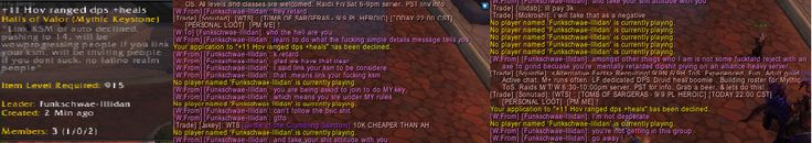 This guy was a real charmer. #worldofwarcraft #blizzard #Hearthstone #wow #Warcraft #BlizzardCS #gaming
