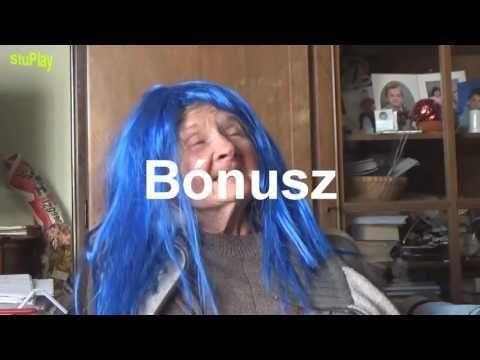 Ilonka néni | Paródia (HTP/YTP): Platyin!! - YouTube
