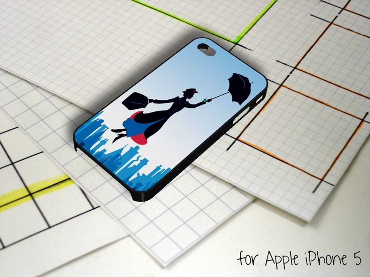 Marry Poppins iPhone 5 Case. I will own this.