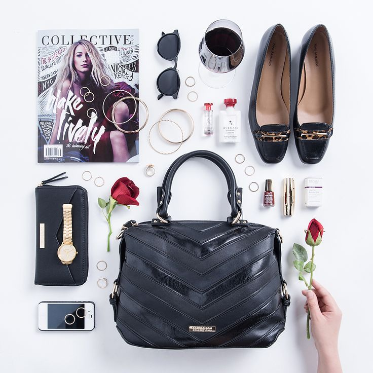 6 Styling Tips To Up Your Flatlay Game | Image by @connie.chan   Creative Styling Challenge by CREATIVELY SQUARED | Styling | Create | Flatlay | Product Styling