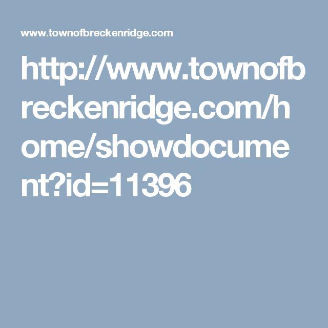 Guide to getting around Breckenridge