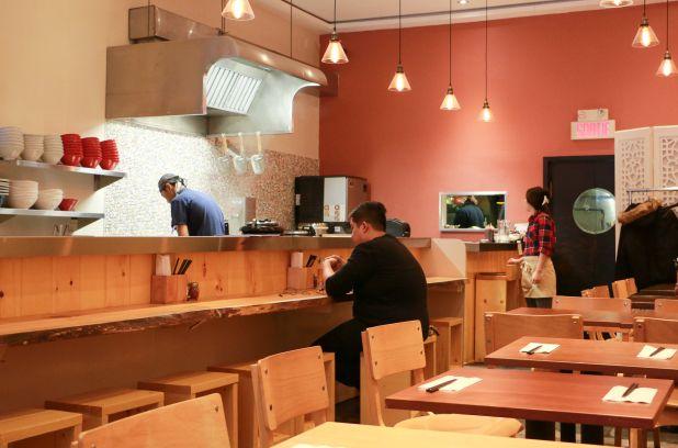 Restaurant Ichifuku (Crédit photo: Josie Desmarais)