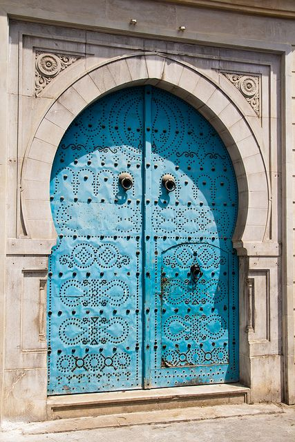 The Medina of Tunis is classified as World Heritage Site #36 by UNESCO