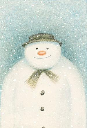 The Snowman -a Christmas must. Channel 4 Christmas Eve. Mince pie. Hot chocolate :)