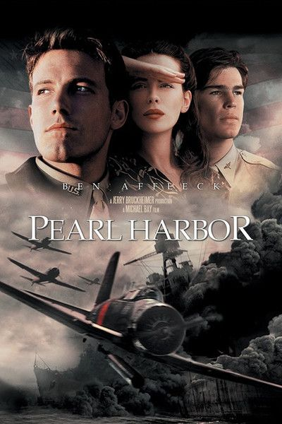 """Day 19 - a film with the best special effects you've ever seen - Pearl Harbor (2001)  """"You're so beautiful it hurts.""""  #30daymoviechallenge"""