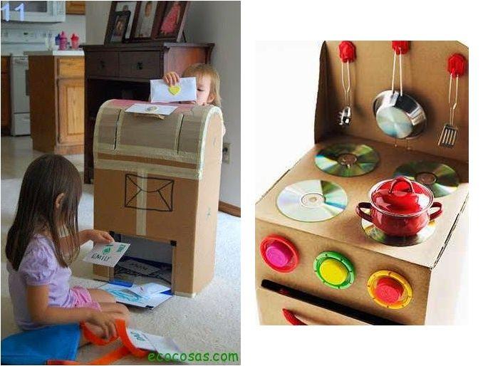 Juguetes low cost: ¡Los niños disfrutarán!