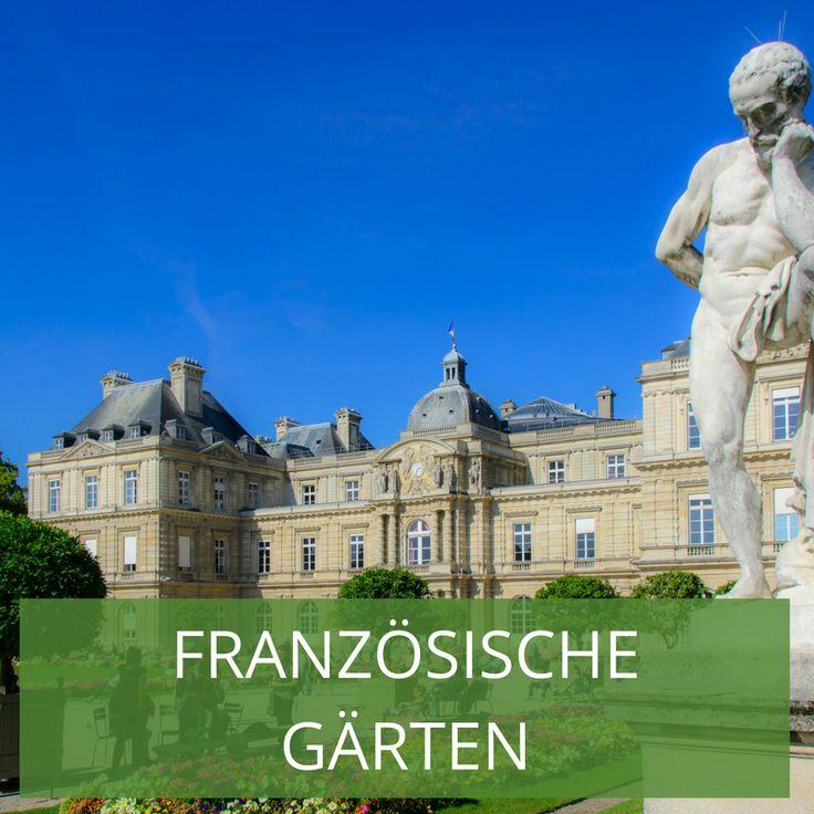 55 besten Gartengestaltung: Französischer Garten Bilder auf ...
