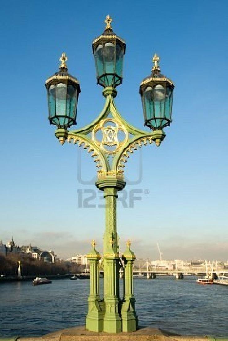 99 best lamp post images on pinterest floor standing lamps an ornate lamp post on westminster bridge antique lanternsantique mozeypictures Images