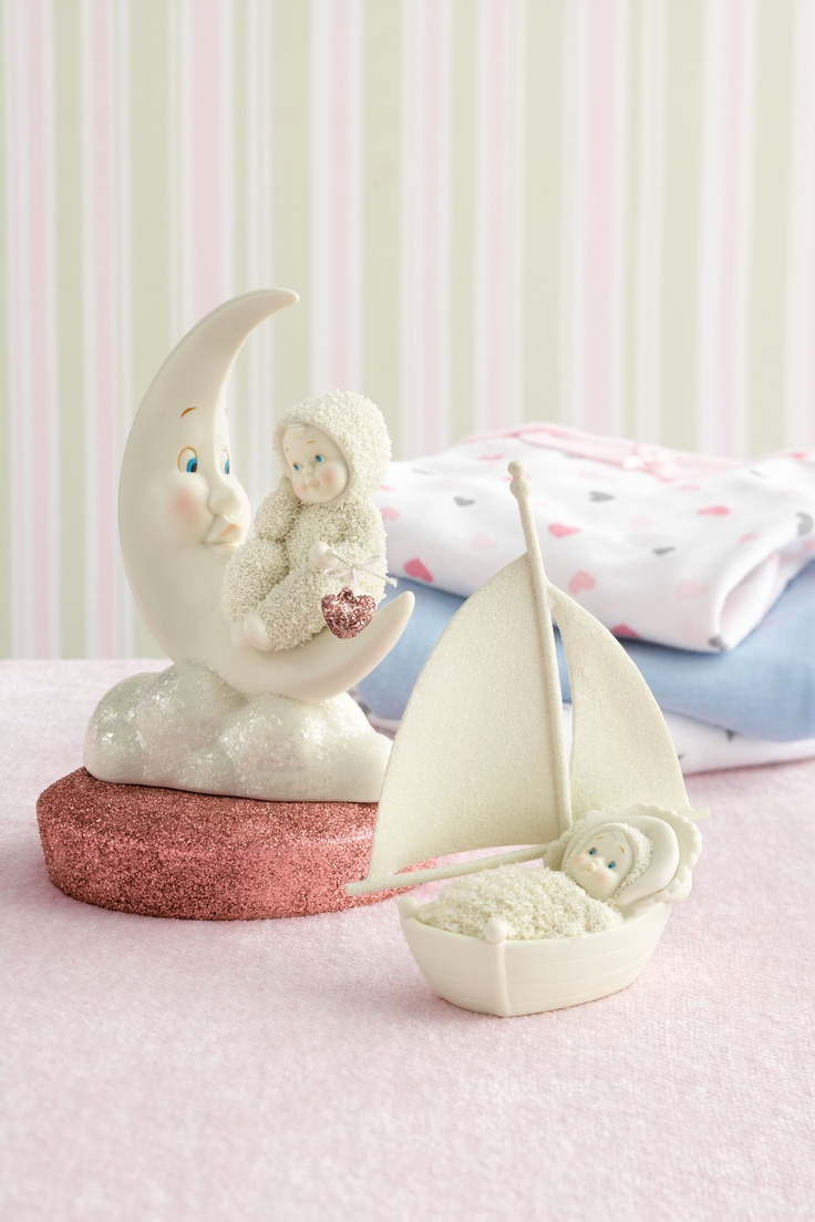 Department 56 snowbabies ornaments - Department 56 Snowbabies Baby Collection